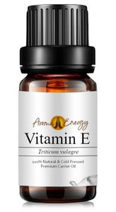 Vitamin E Oil - Base/Carrier Oils, Pure & Natural - Aroma Energy