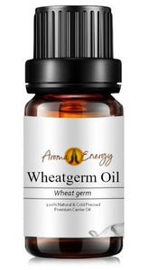 Wheatgerm Oil - Base/Carrier Oils, Pure & Natural - Aroma Energy