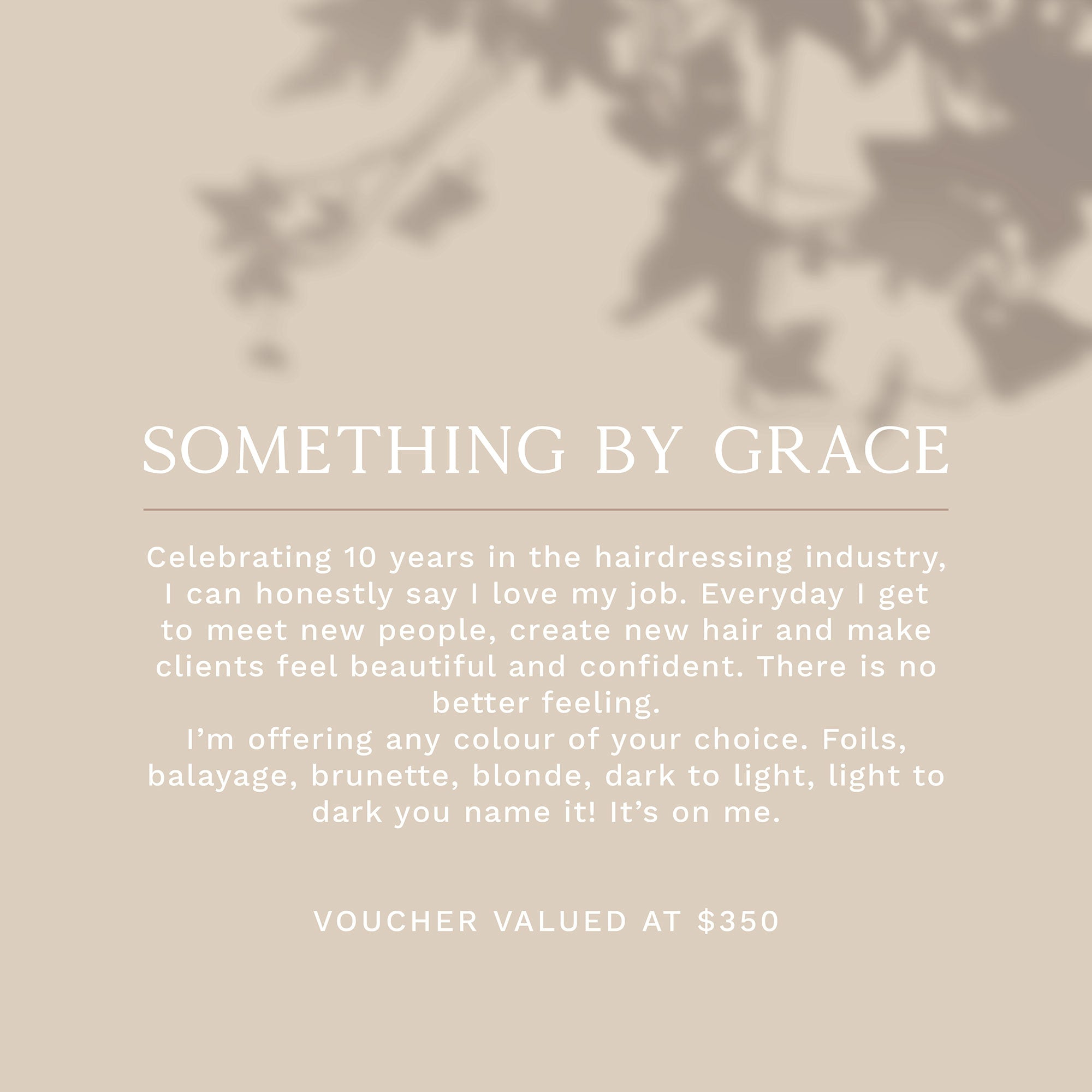 Something by Grace