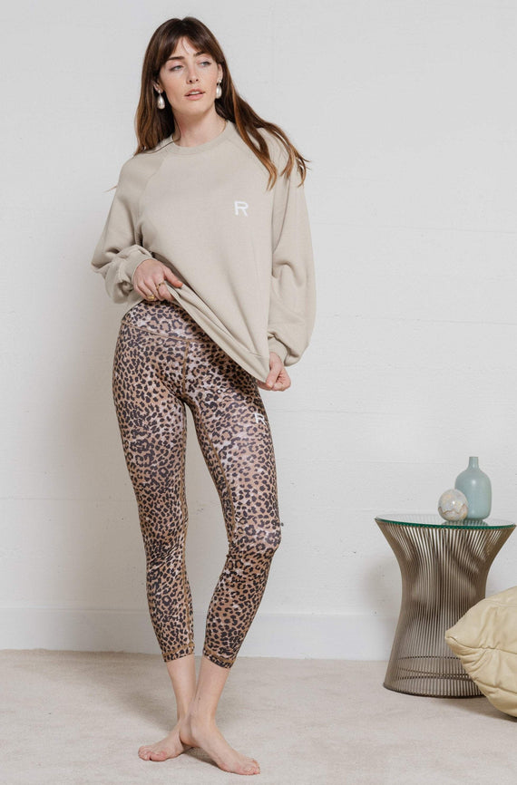 Ragdoll LA Leopard Workout Legging