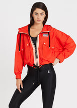 PE NATION Cutshot Jacket