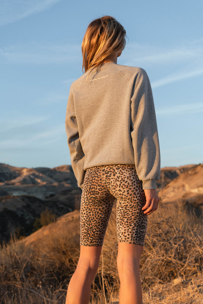 Ragdoll LA The Biker Short Leopard