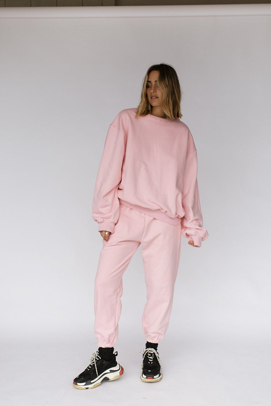 Nice Martin Khalo Trackpant Lolly Pink