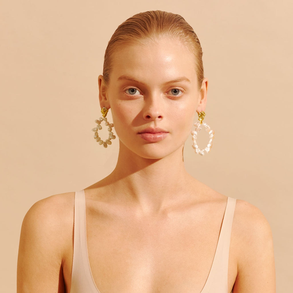 Amber Sceats Arie Earrings