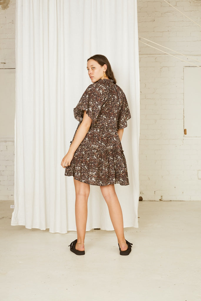 Kinga Csilla Wattle Gemini Dress