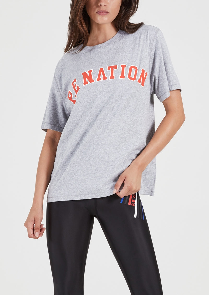 PE NATION Squad Shot Tee