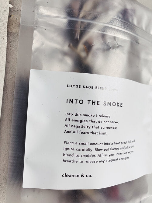 Cleanse & Co Into The Smoke Blend