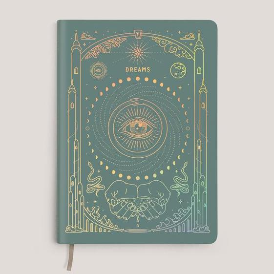 Magic Of I Ether Dream Journal