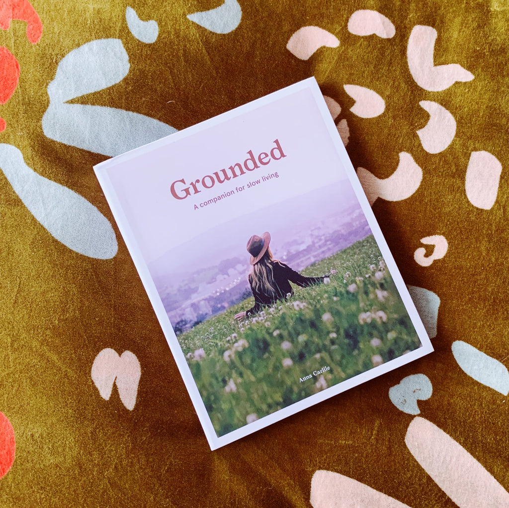 Grounded By Anna Carlile