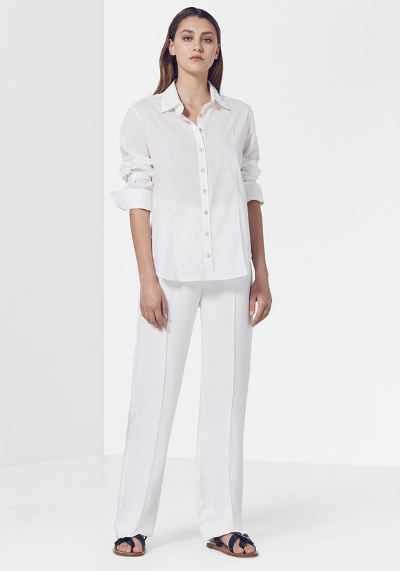 Viktoria & Woods Webster Shirt Ivory