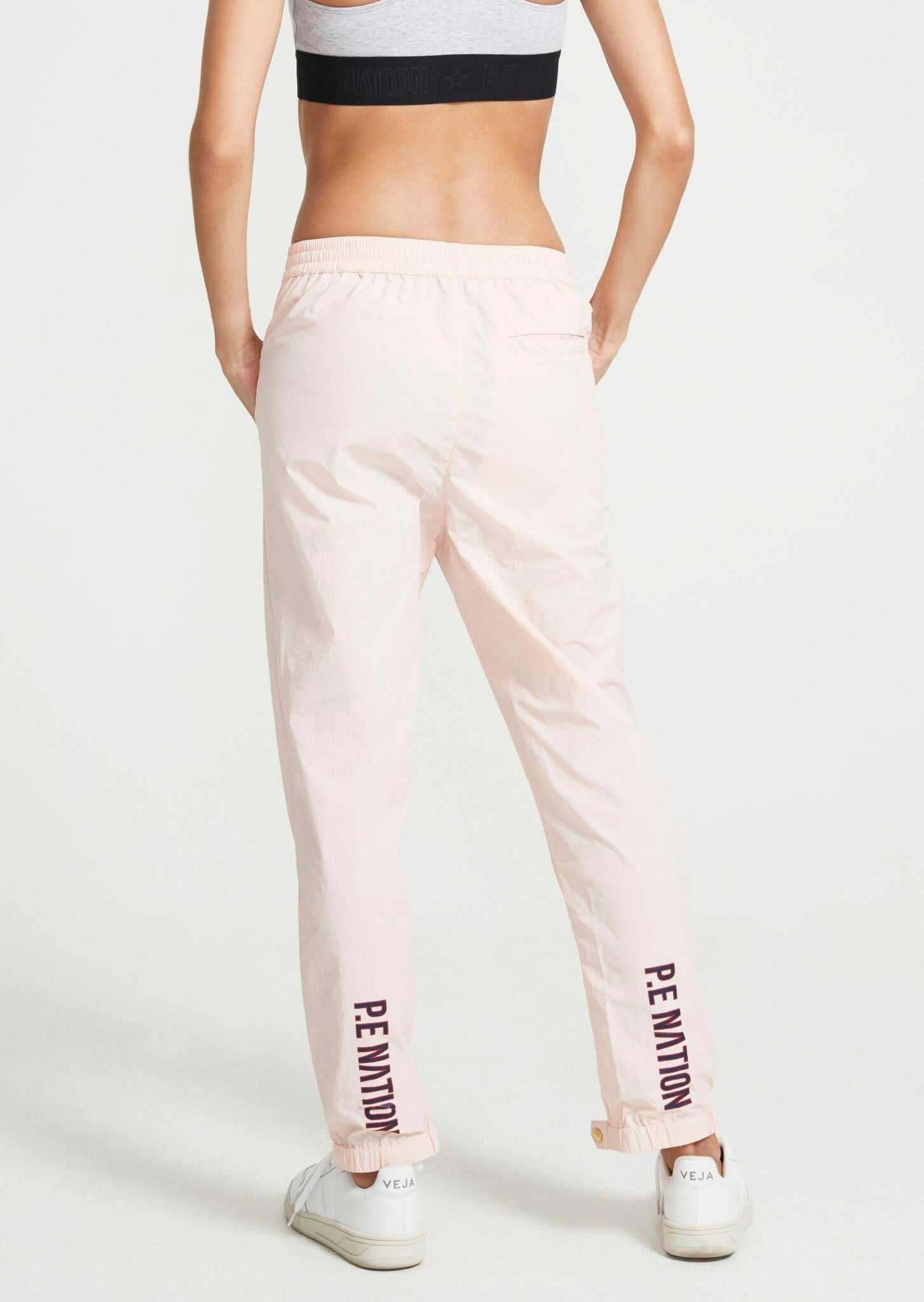 PE Nation Short Corner Track Pant
