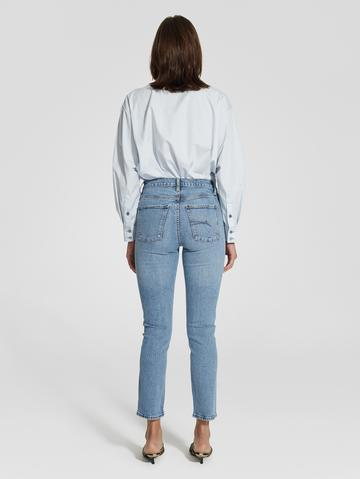 Nobody Denim True Jean Ankle Influence
