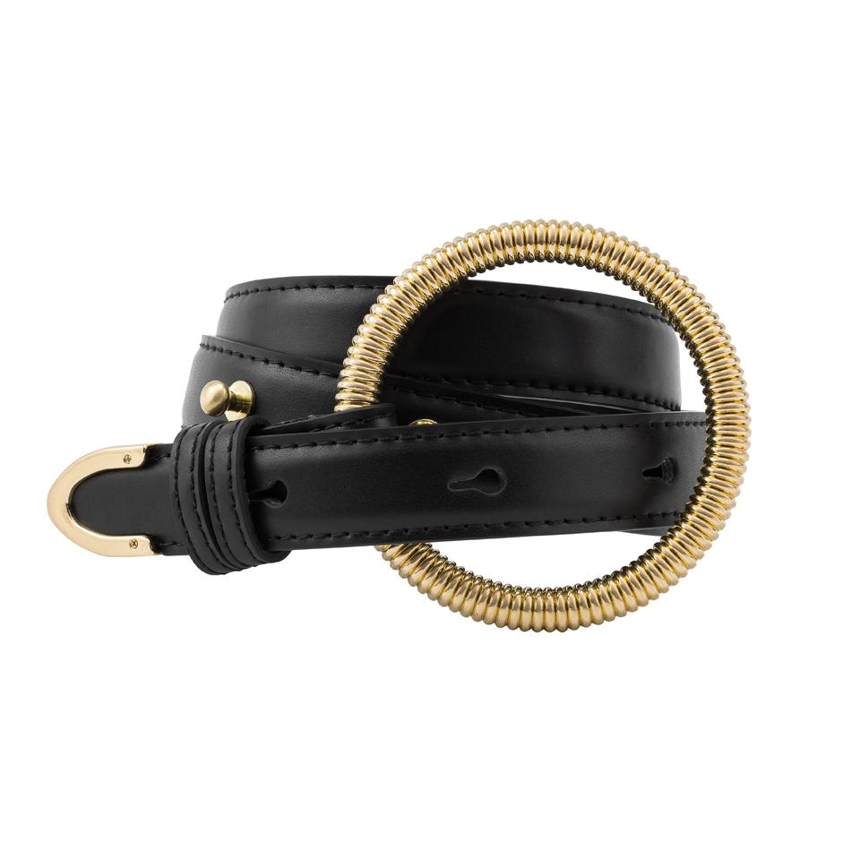 Sancia Manou Belt Black