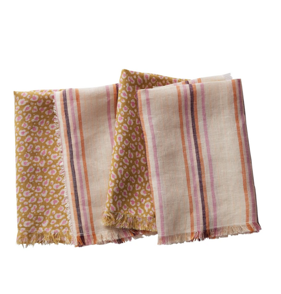 Sage X Clare Pasa Napkin Set Honey