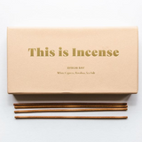 This is Incense Byron Bay Scent