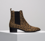 DOF Carina Ankle Boot Leopard