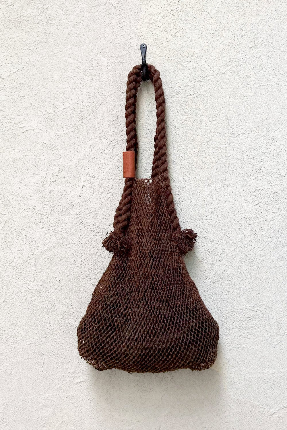 Jumbo Hemp String Bag Acacia