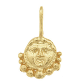 Gorgoneion Protection Pendant