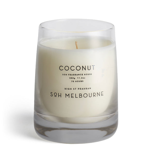 SOH Melbourne Coconut Candle