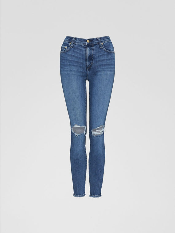 Nobody Denim Cult Skinny Ankle Curated