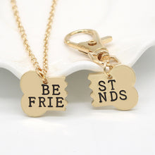 Necklace Dog Bone BFF Statement Necklaces