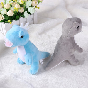 2PCS Cute Cartoon Dinosaur Toys