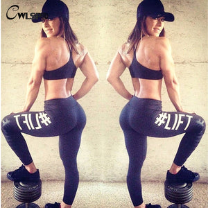 Lift Squat Leggings Women Sportswear