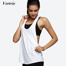 Women Sleeveless Backless  Fitness Tank Sportwear