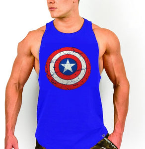 Men Sleeveless Muscle Shirt