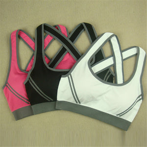 Women Stretch Sports Bras