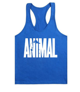 ANIMAL Men Sleeveless Muscle Shirt