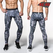 Camo Compression Pants