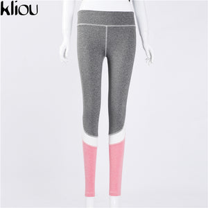 Women High Waist Fitness Leggings