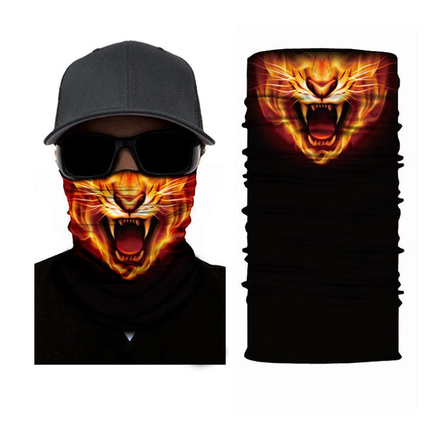 Cat Face Mask Multifunctional Scarf RUFFNEK®