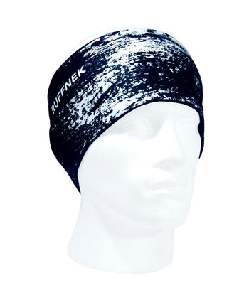 Black Rush Pro Zero Headband Headband RUFFNEK® Black & White
