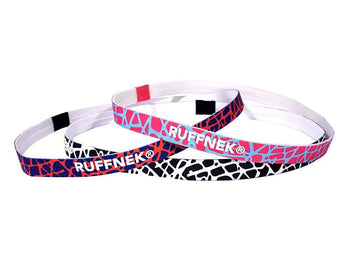 Active Skinny Gel Grip Headband 3pk Headband RUFFNEK® Multicolour 3pk