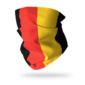 National Flag of Germany Multifunctional Scarf RUFFNEK® Black/Red/Gold