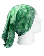 Snowdon - The National Three Peaks Multifunctional Scarf RUFFNEK® Green