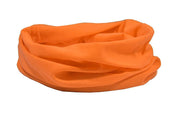 Fluorescent Orange Multifunctional Scarf RUFFNEK® Neon/Orange