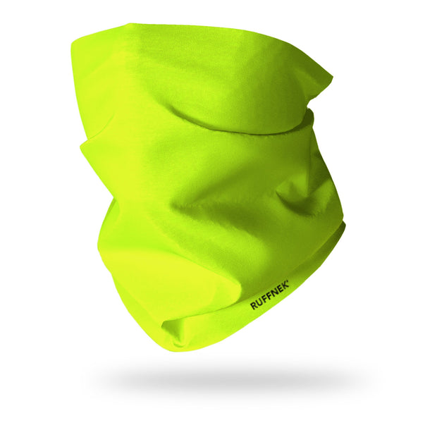 Fluorescent Yellow Multifunctional Scarf RUFFNEK® Neon/Yellow