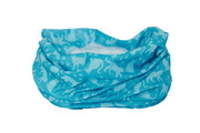 Love Cats Multifunctional Scarf RUFFNEK® Teal