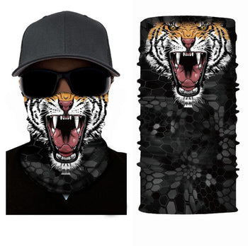Tiger Face Mask RUFFNEK®