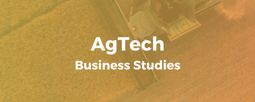 Certificate in AgTech Business Studies