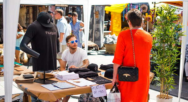 Hugin Clothing på Glommafestivalen