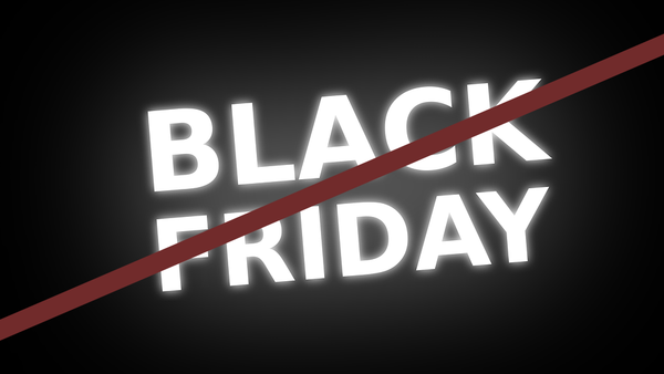Black Friday - Antithesis to Thanksgiving
