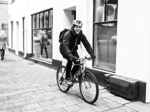 Free bicycle delivery in Oslo, Norway