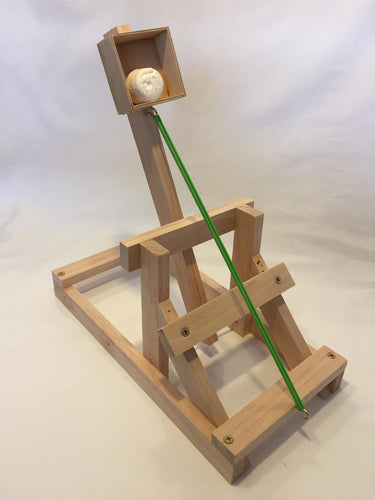 Marshmallow Catapult