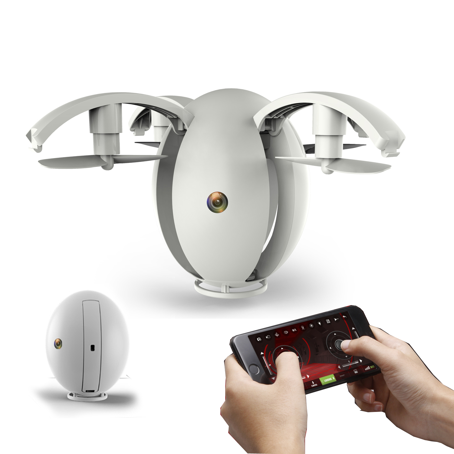 Mini Drone for Travelers