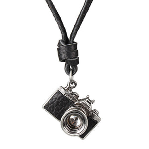 Camera Necklace (2 variants)