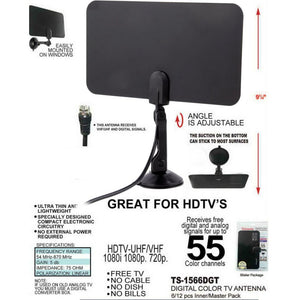 TV PRO Indoor Cable Antenna